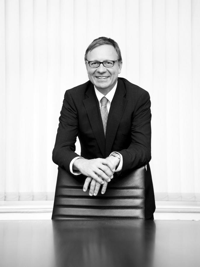 Portrait Herr Prof. Dr. Beckmann