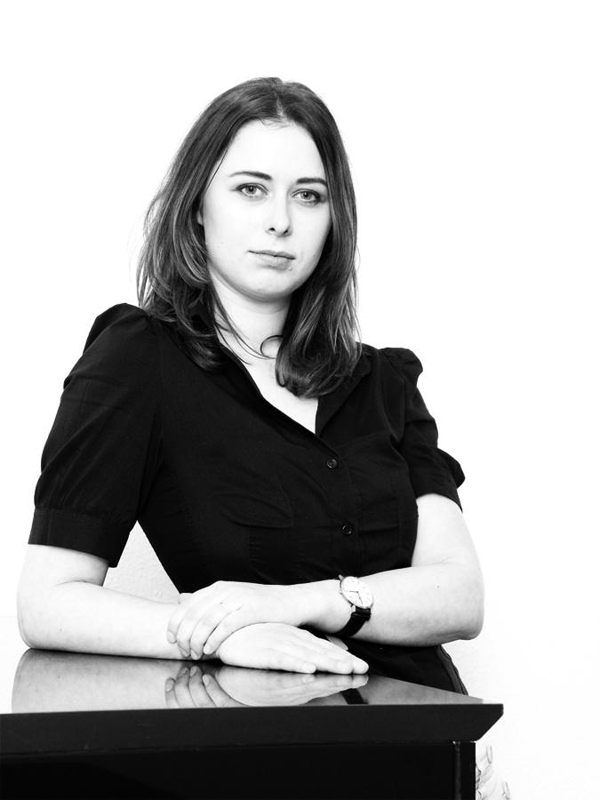Portrait Frau Haarhoff